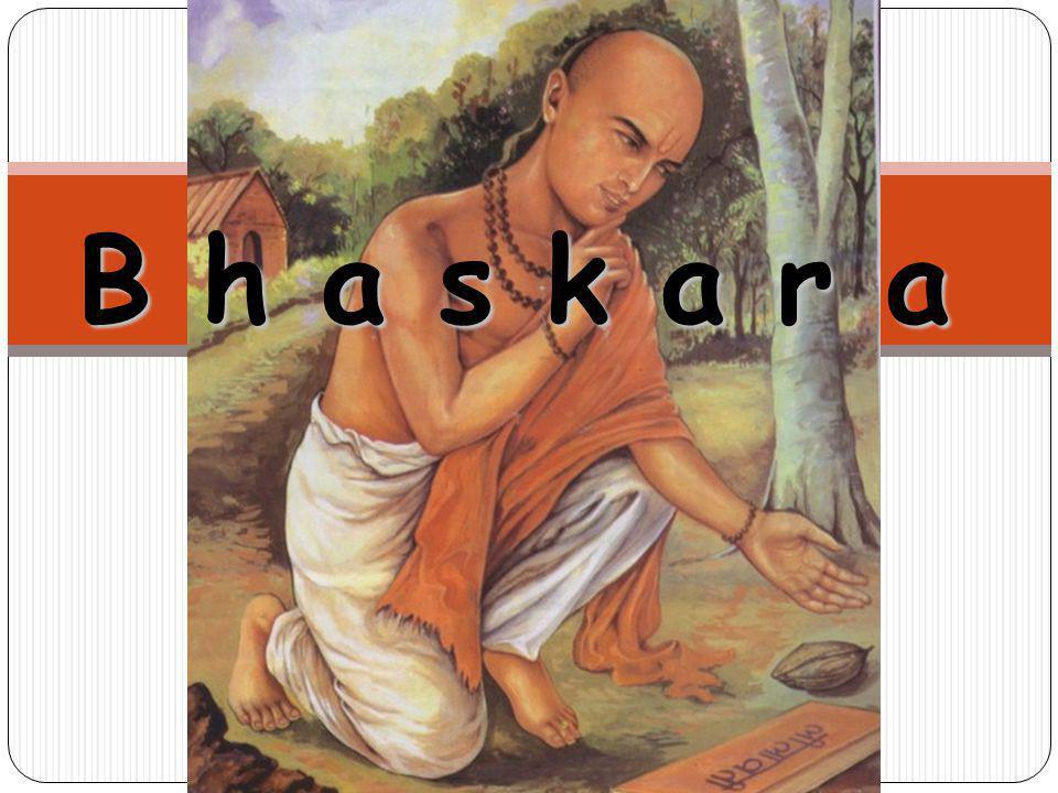 ¿Quién fue Bhaskara? Matemático Y Astronomo