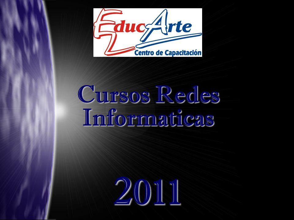 Cursos Redes Informaticas 2 011