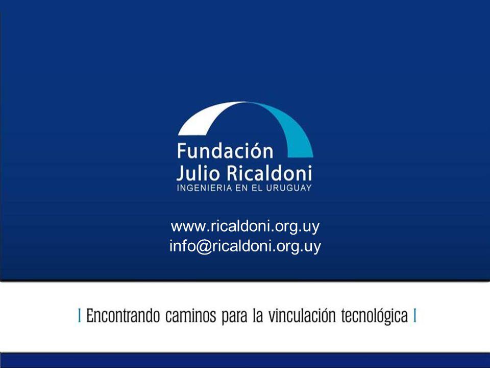 www.ricaldoni.org.uy info@ricaldoni.org.uy