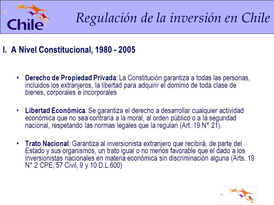 II.A Nivel Legal Decreto Ley N° 600 (DL.600) Texto original es de agosto de 1974.