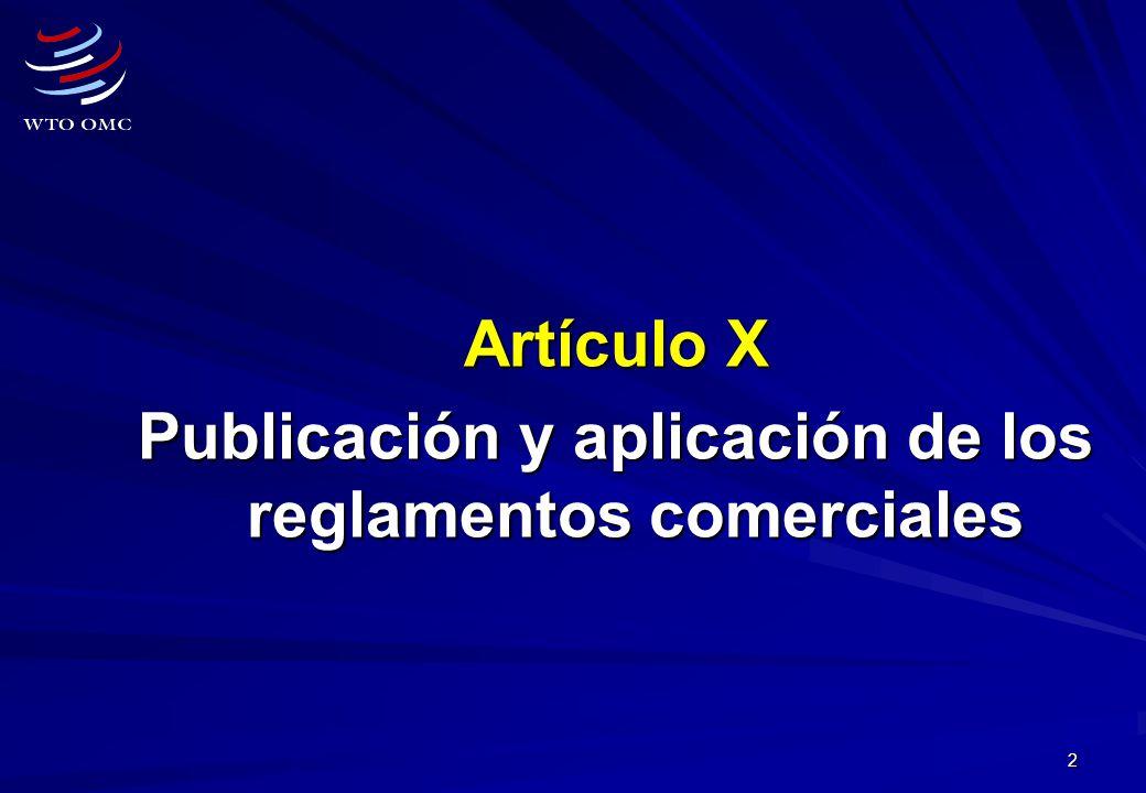 13 Mecanismo de aplicación (W/137) Varios países de AL, China, CE, Suiza, Pakistán, Sri Lanka y varios países en transición W/81 +W/82 +W/95 = W/137 9 etapas del mecanismo de aplicación propuesto Elementos clave para la AT/CC