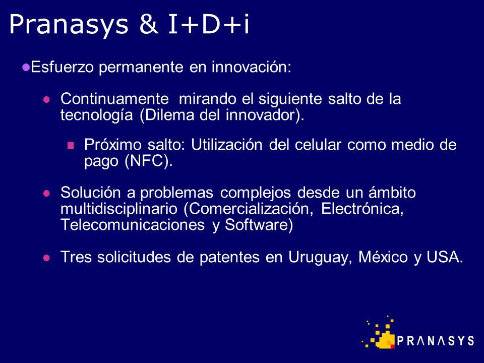 Pranasys es un caso de éxito de una empresa que desarrolla hardware en Uruguay.