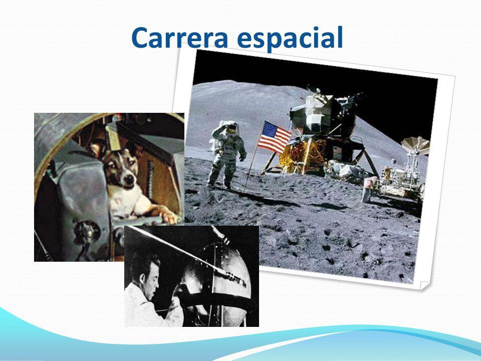 Carrera espacial