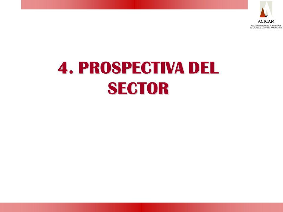 4. PROSPECTIVA DEL SECTOR