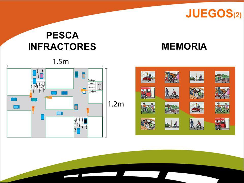 JUEGOS (2) PESCA INFRACTORES MEMORIA