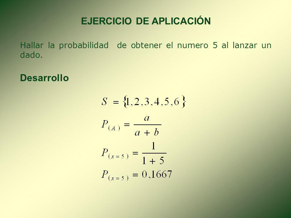 2. PROBABILIDADES: DEFINICIÓN Es la probabilidad de que realizado un experimento ocurran determinados resultados 3. ENFOQUES DE PROBABILIDAD 3.1. ENFO