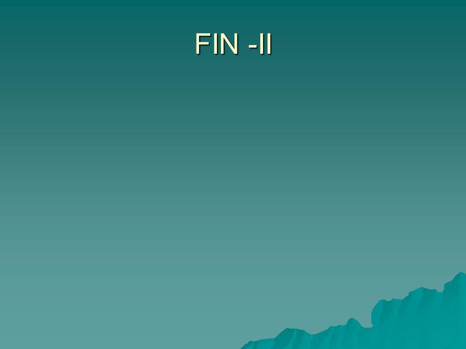 FIN -II