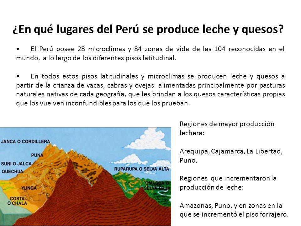 El Mercado de Quesos de Perú Espacio ferial estacional, exclusivo a exponer y vender quesos emblemáticos de todas las regiones.