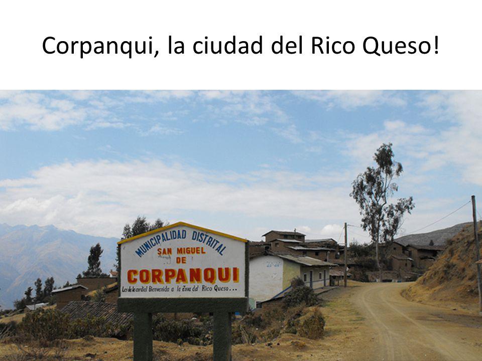 Los Quesos y el Mercado Gastronòmico Actores que contribuyen a la Inclusión Social Región Ayacucho: Las Cachipas, El queso Carrete.