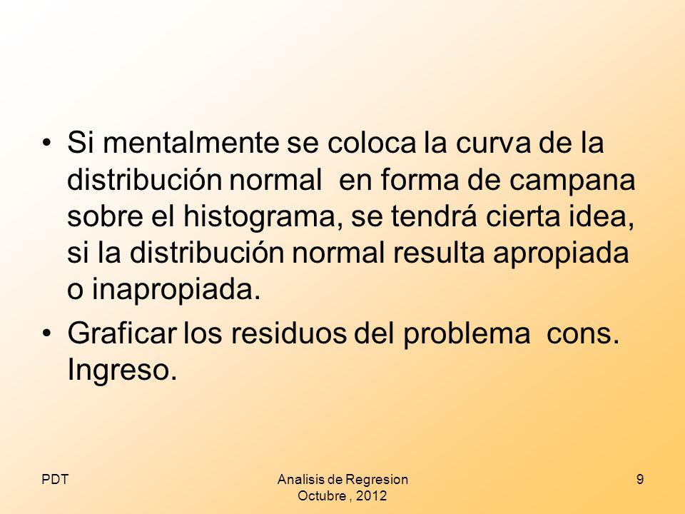 PDTAnalisis de Regresion Octubre 2012 10
