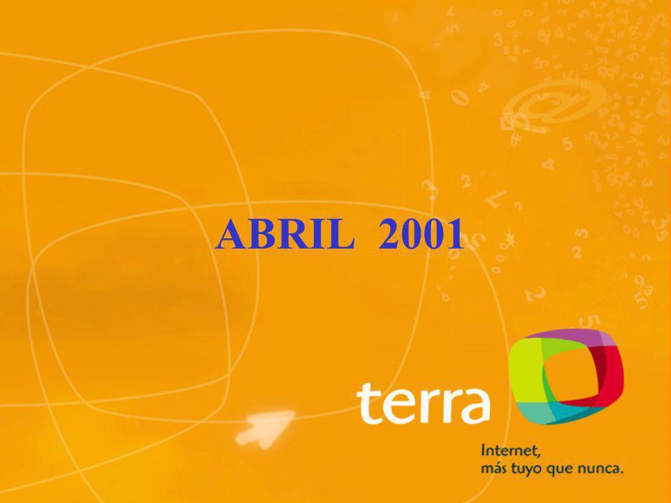 EL PROGRAMA TERRACABINAS 320 Cabinas a nivel nacional.