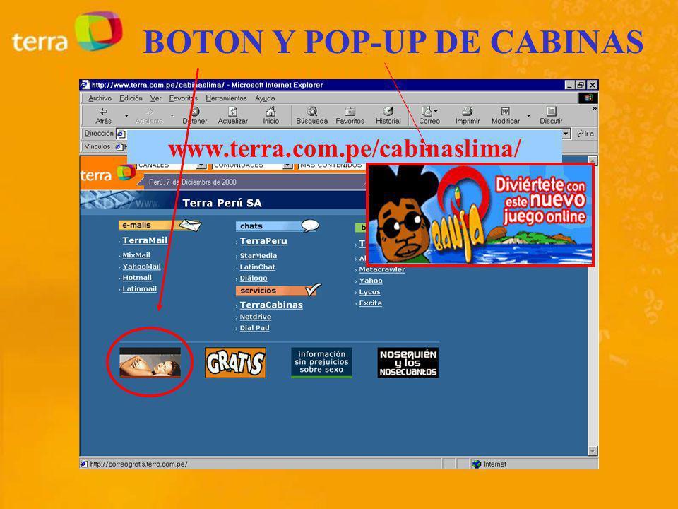 www.terra.com.pe/cabinaslima/ BOTON Y POP-UP DE CABINAS