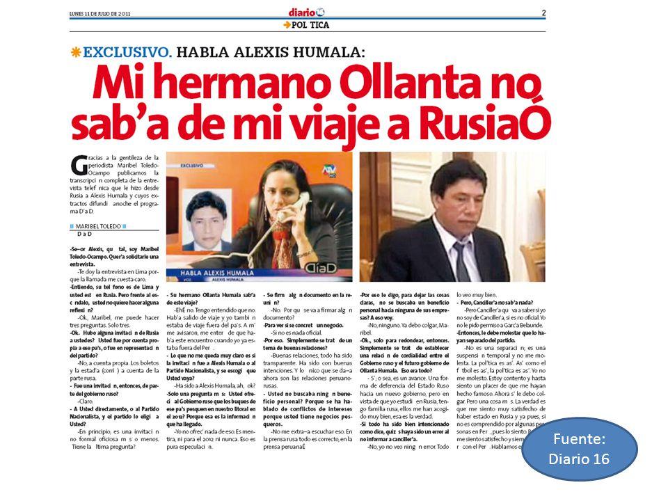 Fuente: Peru 21