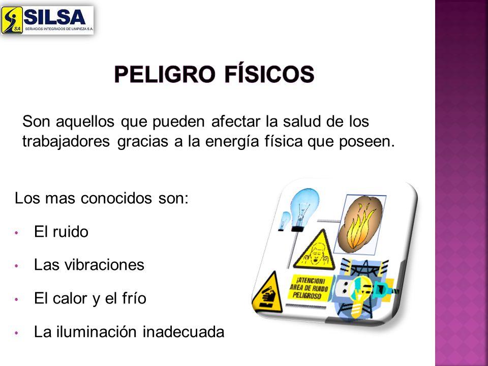 Los mas conocidos son: Virus, bacterias, parásitos Hongos Ejemplos: 1.