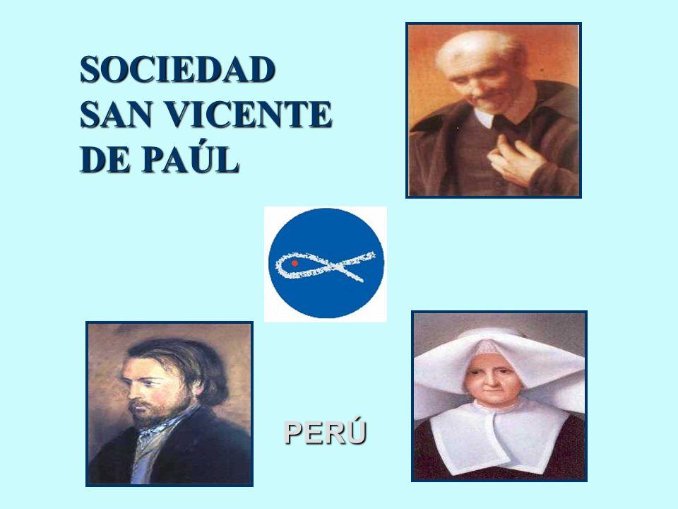 SOCIEDAD SAN VICENTE DE PAÚL PERÚ