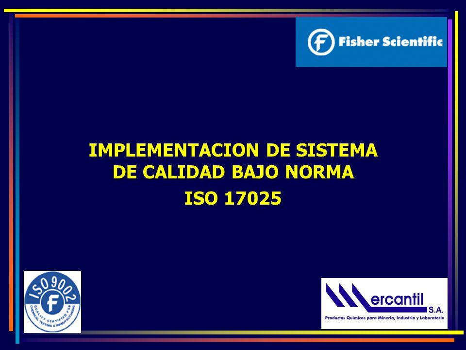 23 NTP-ISO/IEC 17025 : 2001 4.11 Acción preventiva 4.12 Control de registros 4.13 Auditorías internas 4.14 Revisiones de gerencia