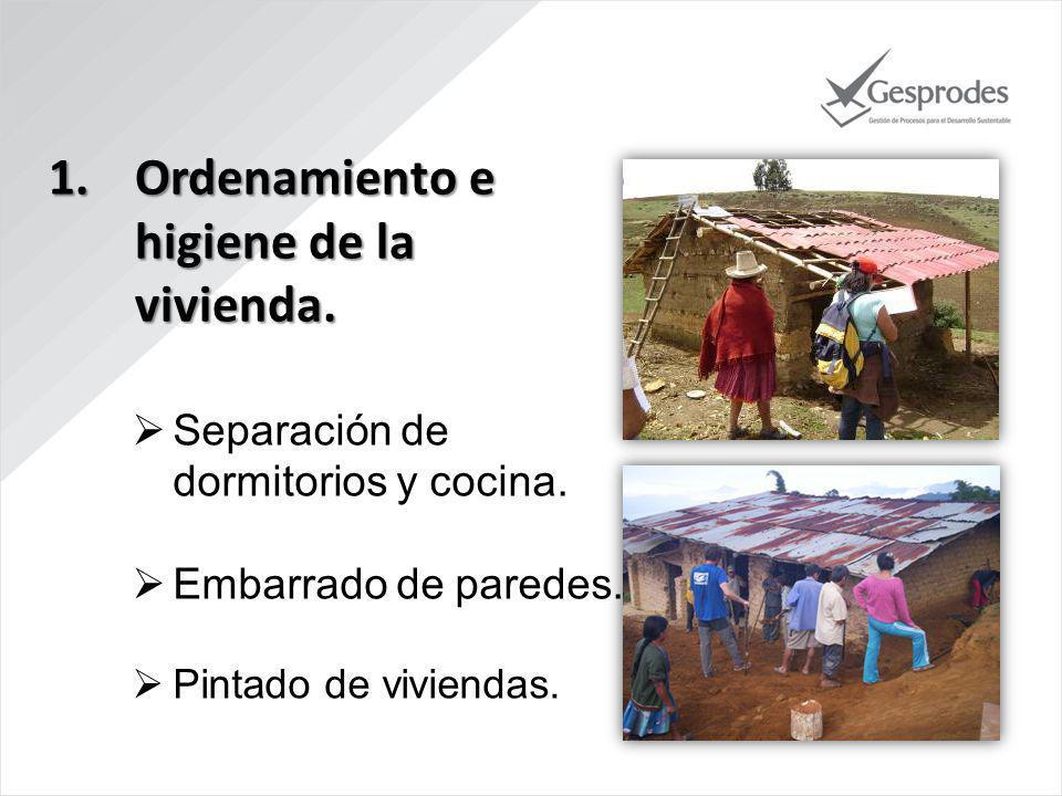9.Construcción de instalaciones para crianza de cerdos.