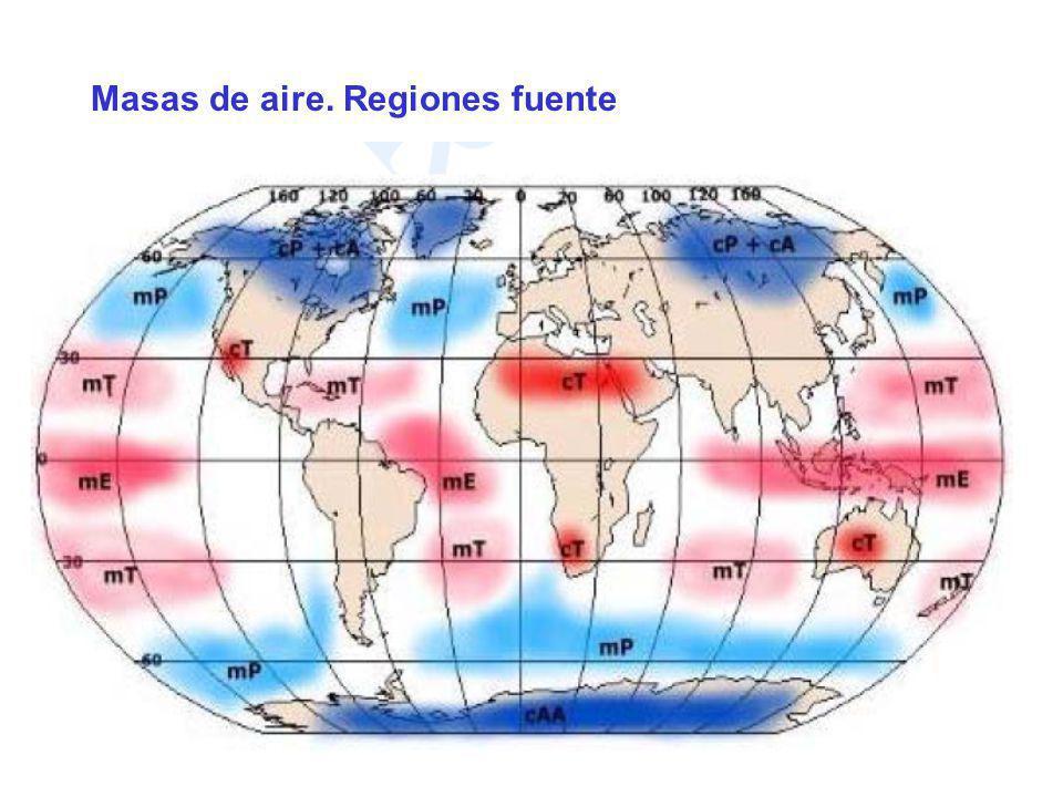 CALIDO FRESCO A Hemisferio Sur Y X Frontolisis (en un frente estacionario) Frontogénesis