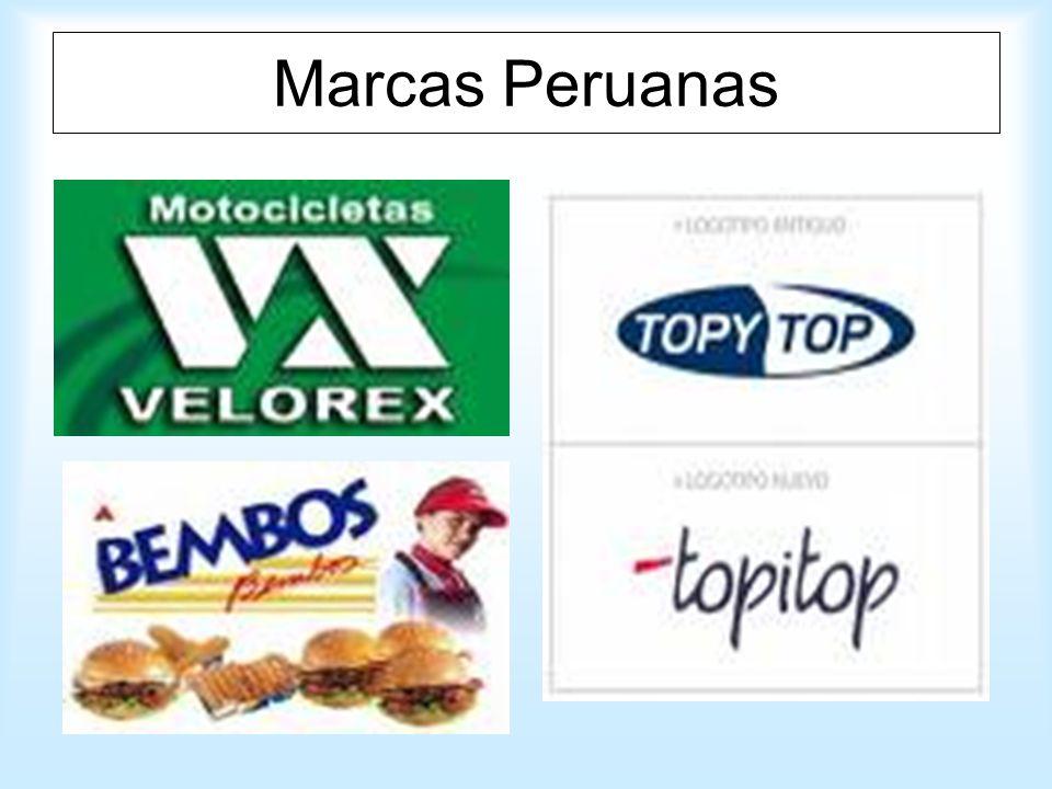 Marcas Peruanas