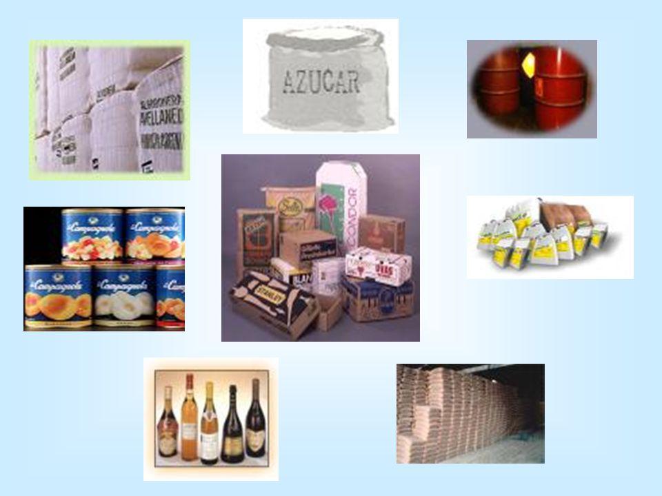 Logística de exportación 1.- Producción – acopio – proceso – embalaje.