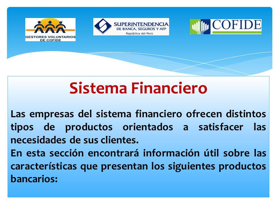 Sus Fines La Superintendencia de Banca, Seguros y AFP es el organismo encargado de la regulación y supervisión de los Sistemas Financiero, de Seguros