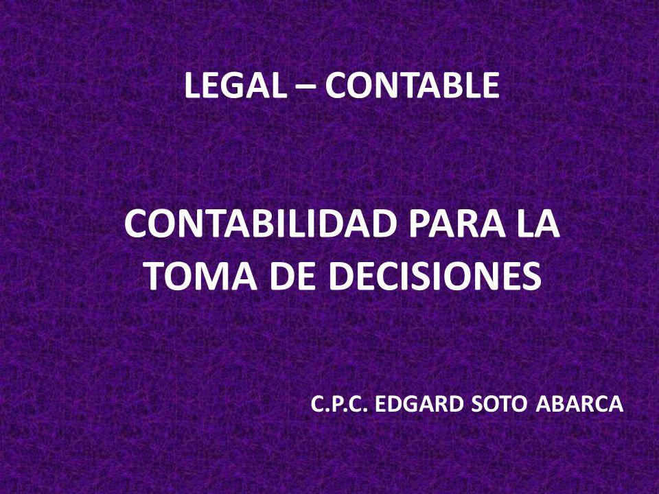 Por qué es importante la CONTABILIDAD La Contabilidad es la parte principal de una Empresa y se basa en el registro de las informaciones monetarias de las operaciones de la misma.