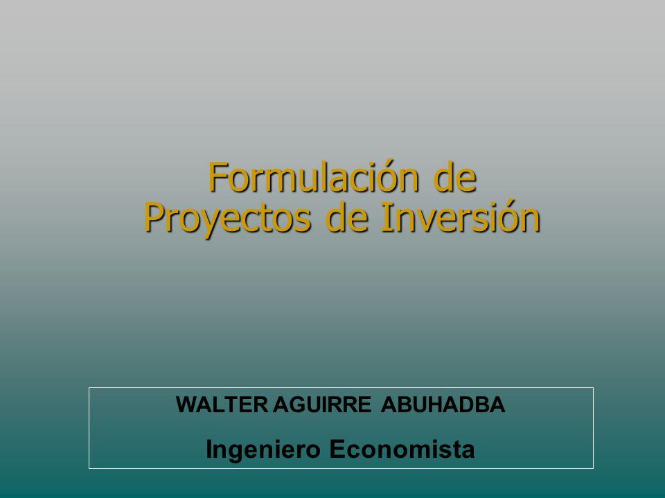 GRAFICO 1 : ARTICULACION DE LOS ELEMENTOS DE UN PROYECTO (ETAPA DE FORMULACION) ANALISIS MERCADOS ASPECTOS TECNICOS ASPECTOS ORGANIZATIVOS BENEFICIOS COSTOS E V A L U A C I O N OBJETIVOS DEL PROYECTO Caracteristicas Productos Capacidad de Planta Comercialización Precios Cantidades Condicionantes Ingresos Cronograma Requerimientos ReqtosReqtos Gastos