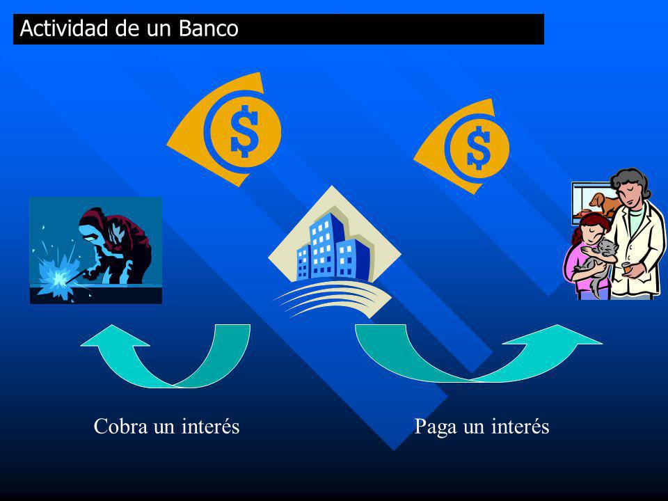 ¿Cuáles son los tipos de operaciones bancarias.BANCO DEPOSITOS CAPITAL OTRAS OPERAC.