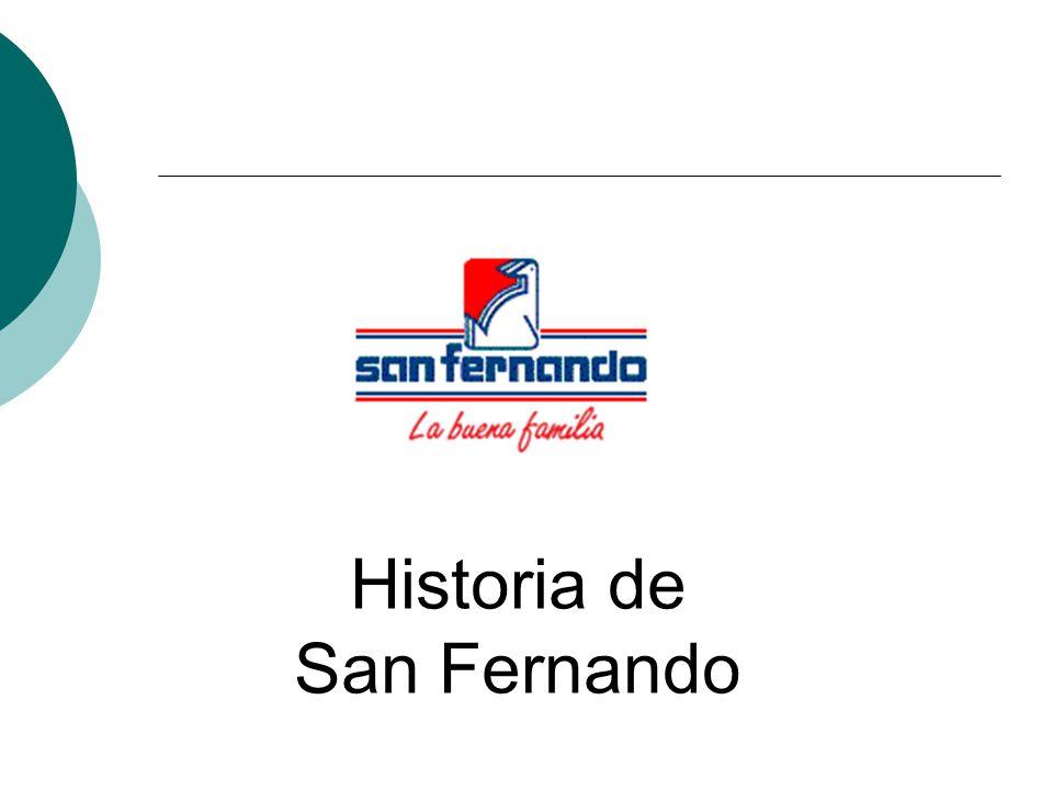 Historia de San Fernando