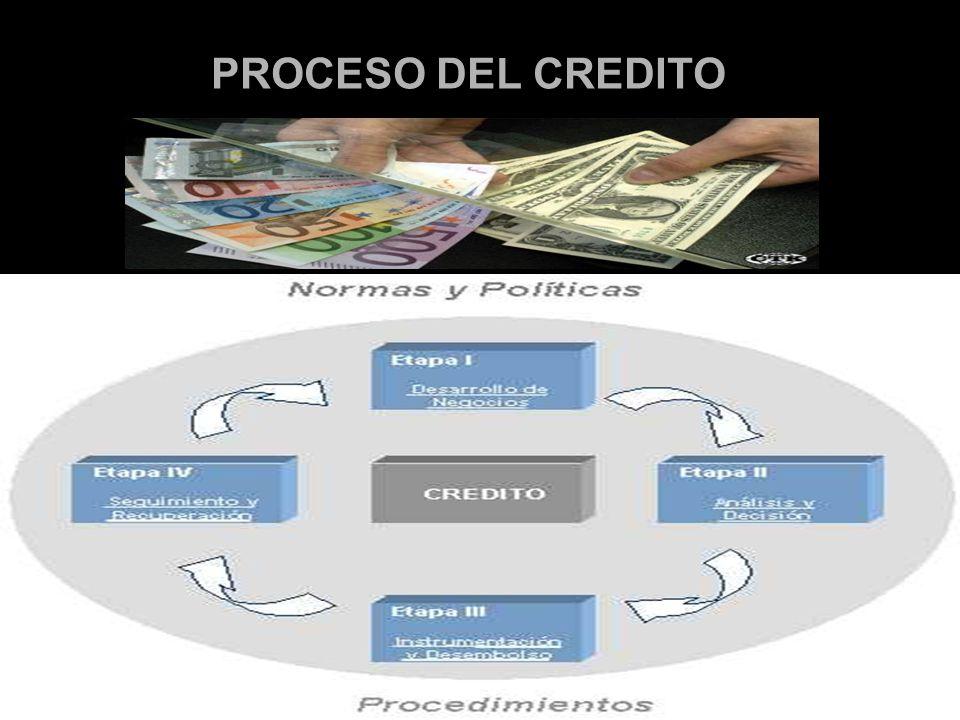 Los Créditos pueden ser clasificados o segmentados de acuerdo a su destino final.