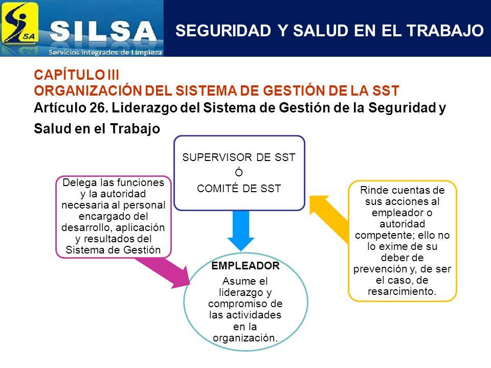 BIOSEGURIDAD Dispongan de tiempo y de recursos para participar activamente en los procesos de organización De planificación y de aplicación Evaluación y acción del Sistema de Gestión de SST Artículo 25.
