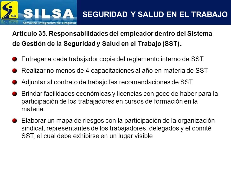 SEGURIDAD Y SALUD EN EL TRABAJO RESPONSABILIDAD PENAL CUARTA.