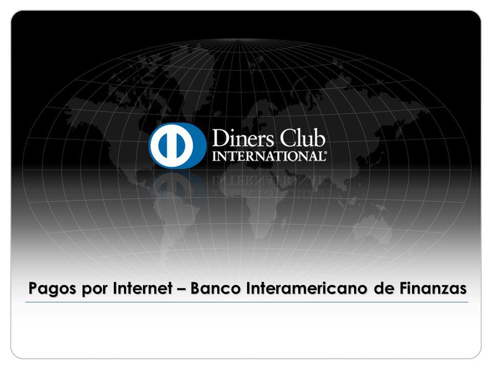 Pagos por Internet – Banco Interamericano de Finanzas