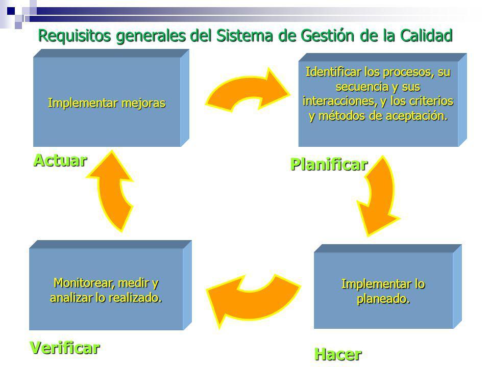 OPORTUNIDAD DE MEJORA: Acciones que pueden realizarse para optimizar una situación o proceso.