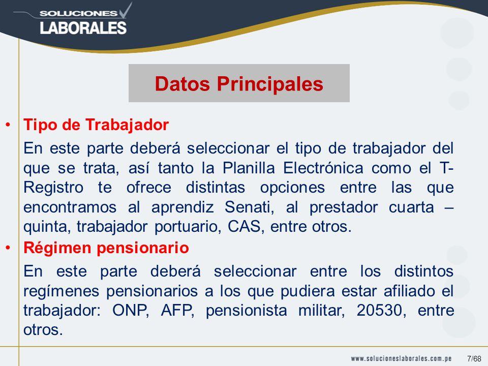 10 REGISTRO DE DERECHOHABIENTES EN T - REGISTRO 38/68