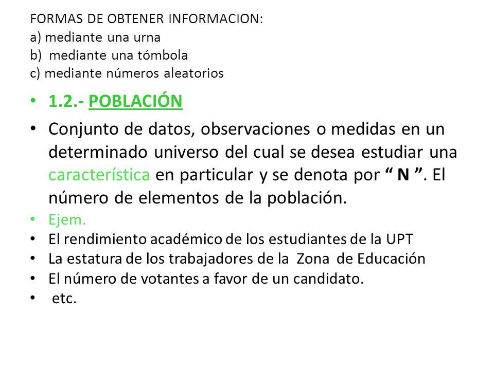 PRESENTACION DE DATOS GRAFICO DE DATOS 1.NUBE DE PUNTOS 2.