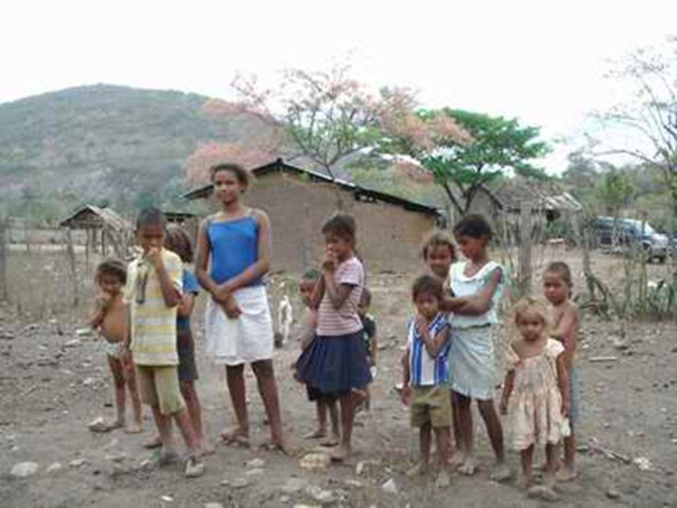 por otro, una clase amplia, mayoritaria, formada por indígenas (que constituían cerca del 90 por ciento de la población) que permanecían sin tierras, explotados y analfabetos.