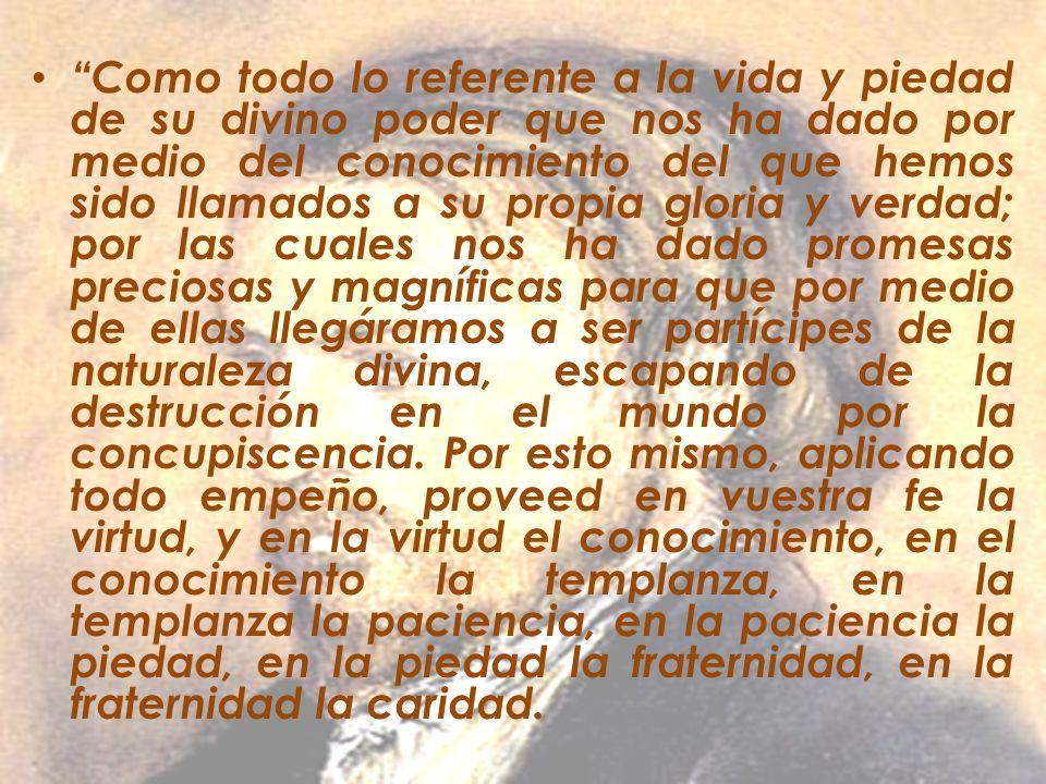 Es interesante escuchar cómo entendía Ozanam la importancia de tener un patrono como San Vicente: Un santo patrono es un modelo.