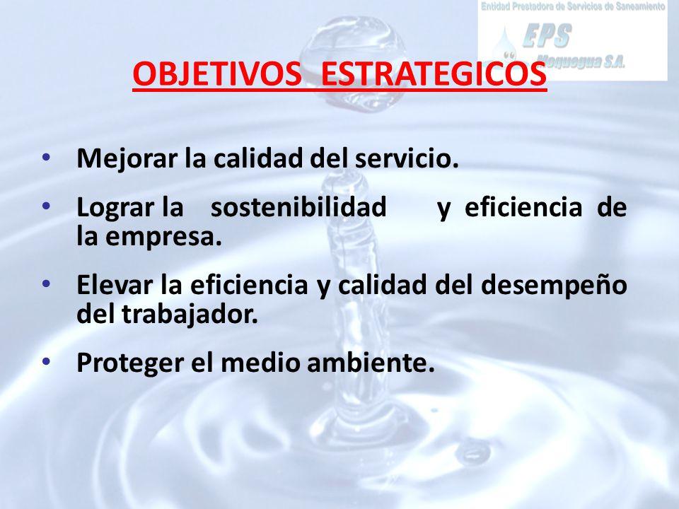 Mejorar la calidad del servicio. Lograr lasostenibilidady eficiencia de la empresa.