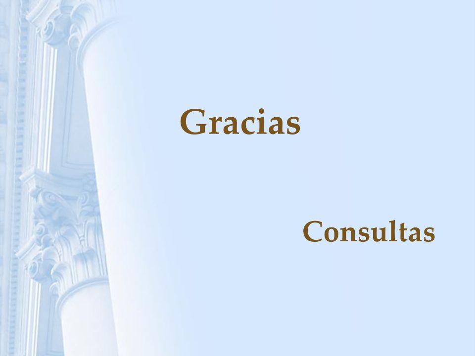 Gracias Consultas