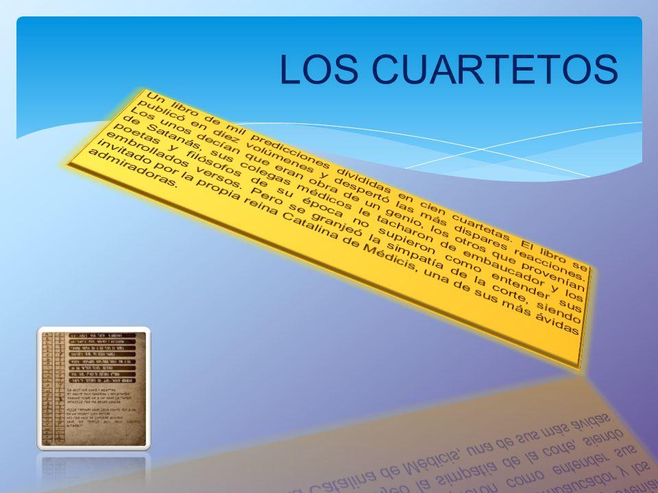 LOS CUARTETOS