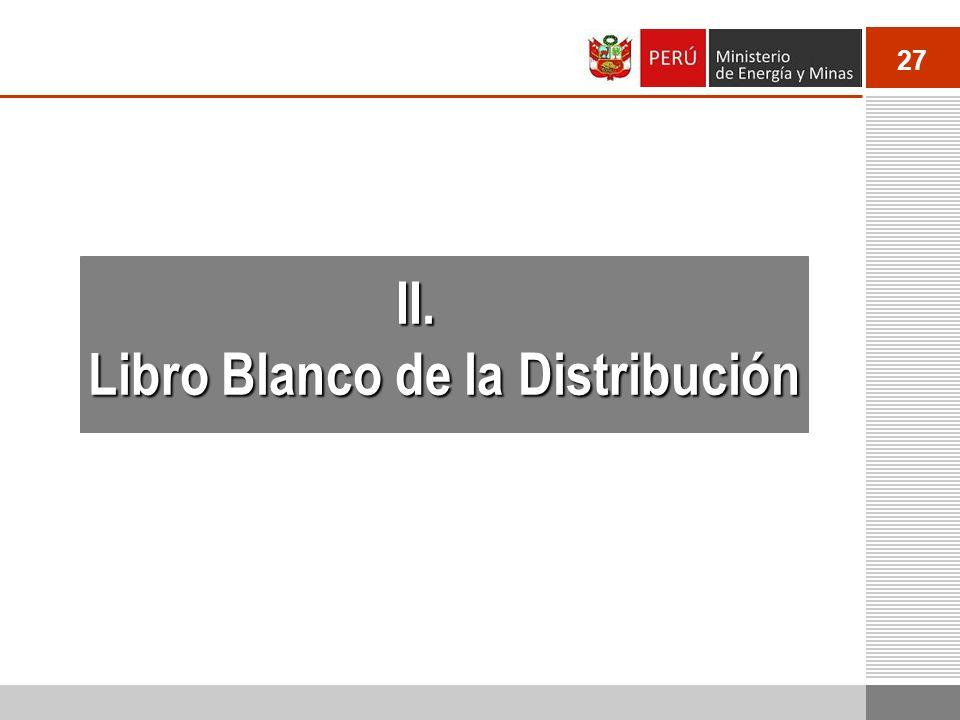 27 II. Libro Blanco de la Distribución