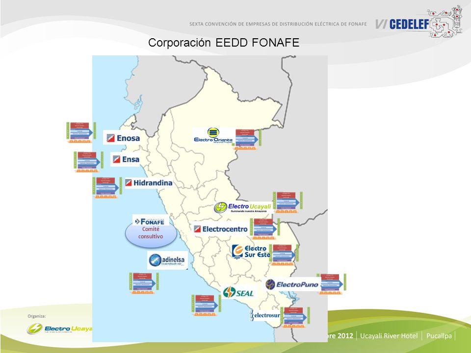 Comité consultivo Corporación EEDD FONAFE
