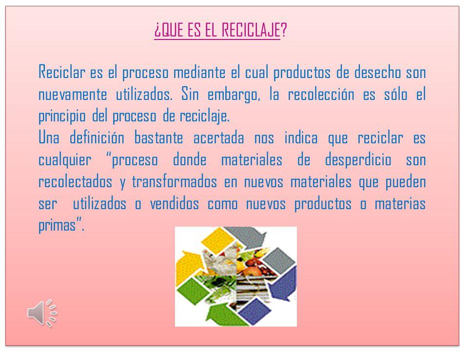 PROFESORA: Miriam Diaz Marín ESTUDIANTE: Fiorella Daza Calle TITULO: El reciclaje I.E.PNP « Nepalí Valderrama Ampuero» GRADO Y SECCION:6to C