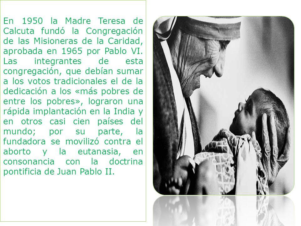 , actual macedonia, 1910 - calcuta, 1997) religiosa albanesa, nacionalizada india. nacida en el seno de una familia católica albanesa, la profunda rel