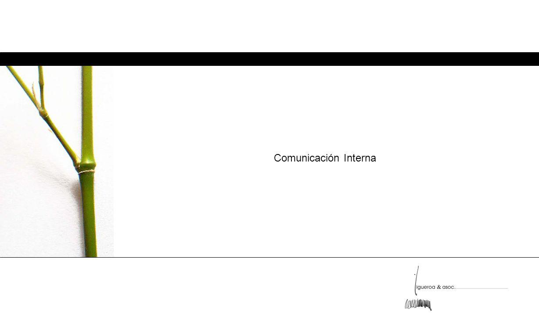 Desarrollamos campañas de comunicación destinadas al personal de una organización o institución de modo que los informamos sobre nuevos proyectos o reforzamos proyectos en marcha.