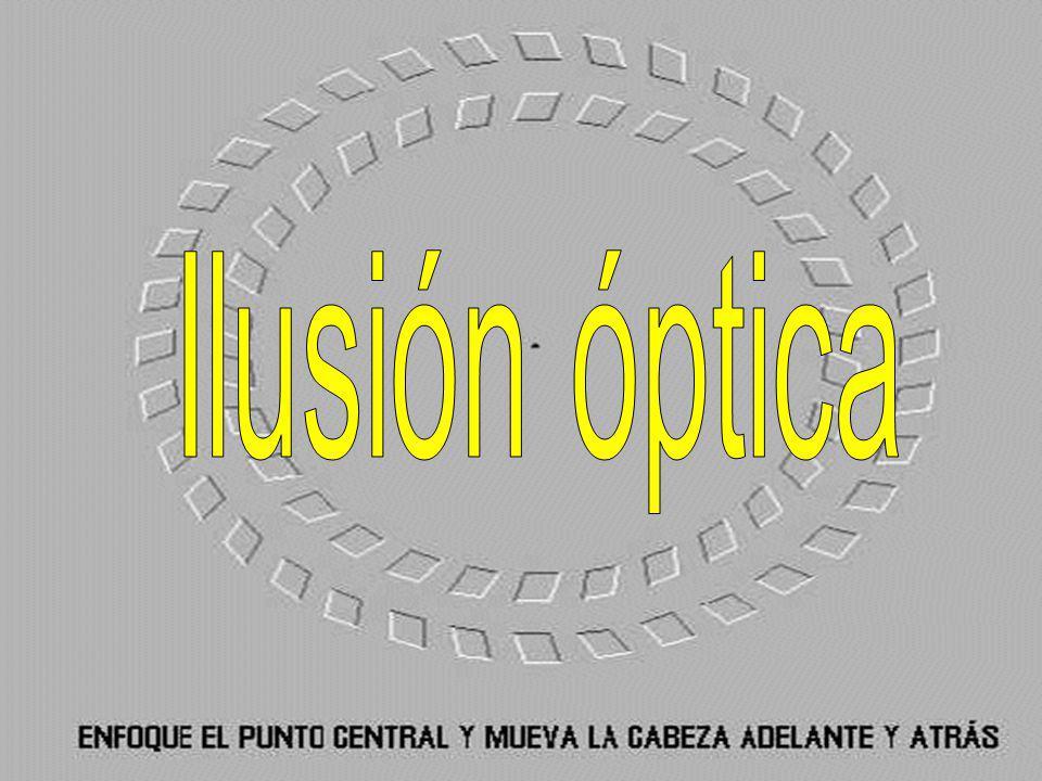 Ilusiones ópticas que engañan tus sentidos Nuestras ideas y pensamientos son un reflejo de la realidad del mundo.