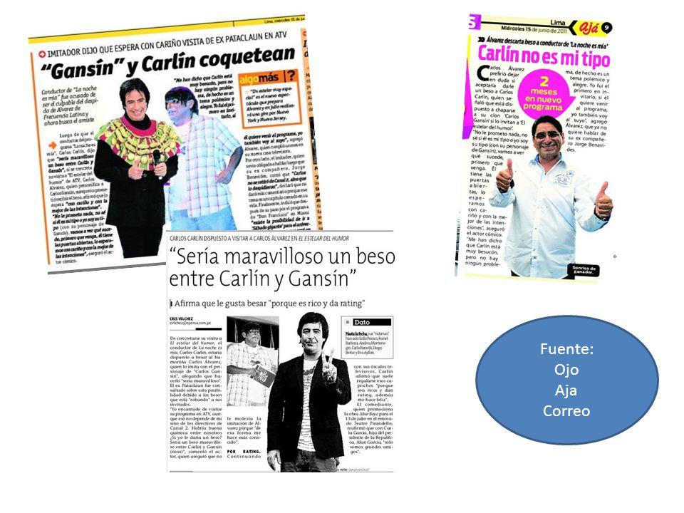 Carlos Álvarez se prepara para Festival del humor El cómico tuvo su primer encuentro con el colombiano Antonio Sanint, quien llegará a Lima para el show.