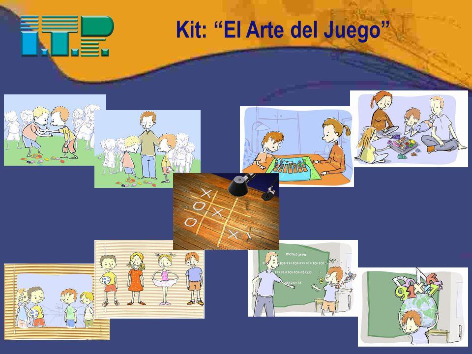16 Kit: El Arte del Juego