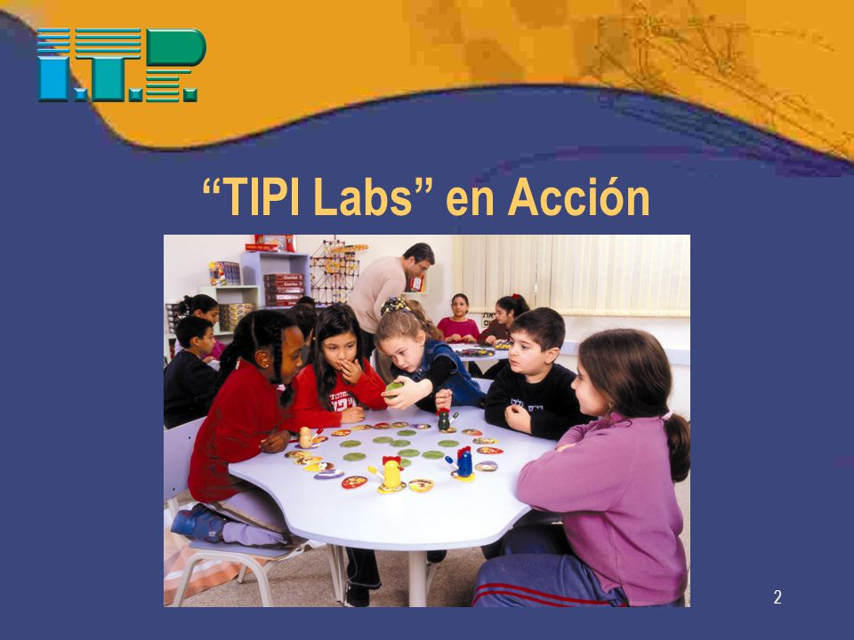 2 TIPI Labs en Acción